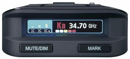Uniden Super Long Range Laser and Radar Detection, Built-In GPS & OLED Display