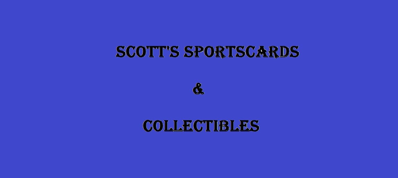 Scotts Sportscards and Collectibles