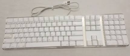 Apple Keyboard with Numeric Keypad Parramatta Parramatta Area Preview