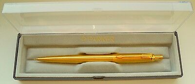 "PARKER JOTTER "" PENCIL GOLD EDITION "" UNUSED !  ; ORIGINAL PARKER BOX ,"