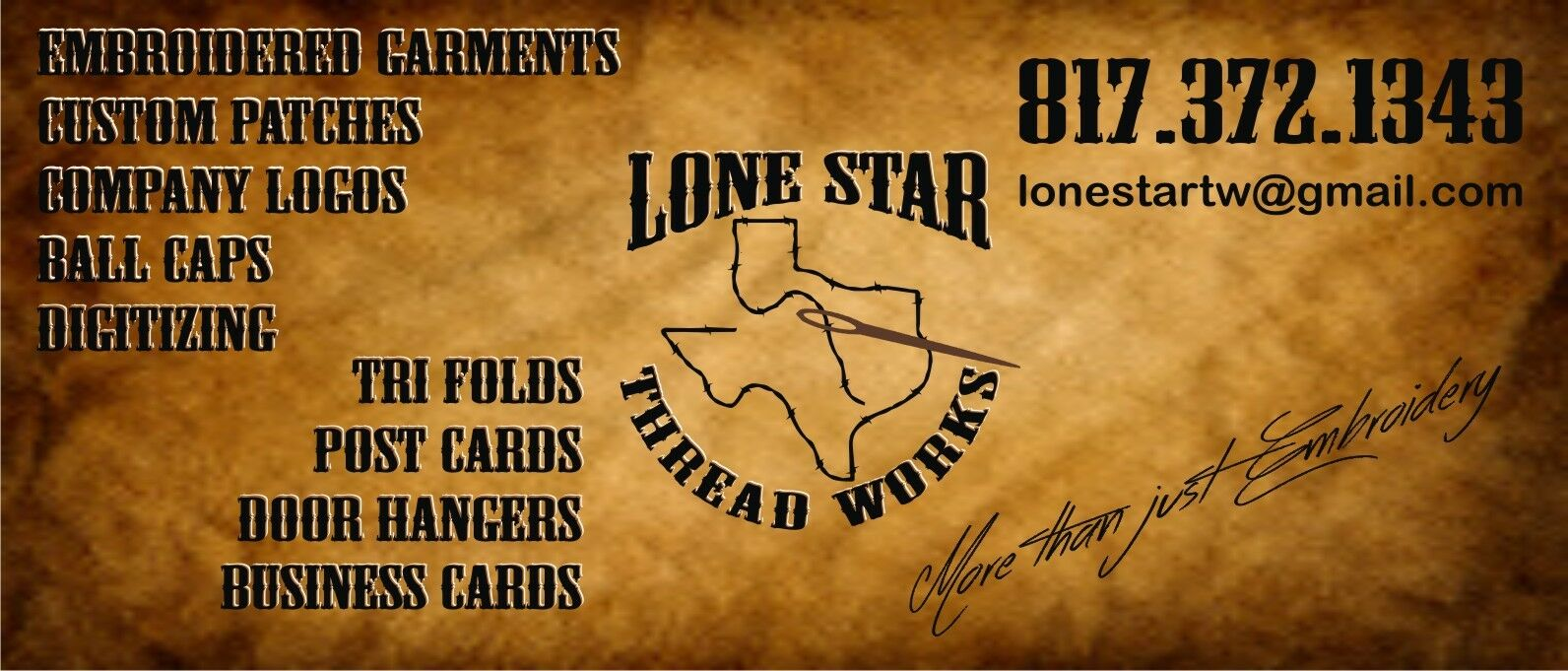 Lone Star Thread Works