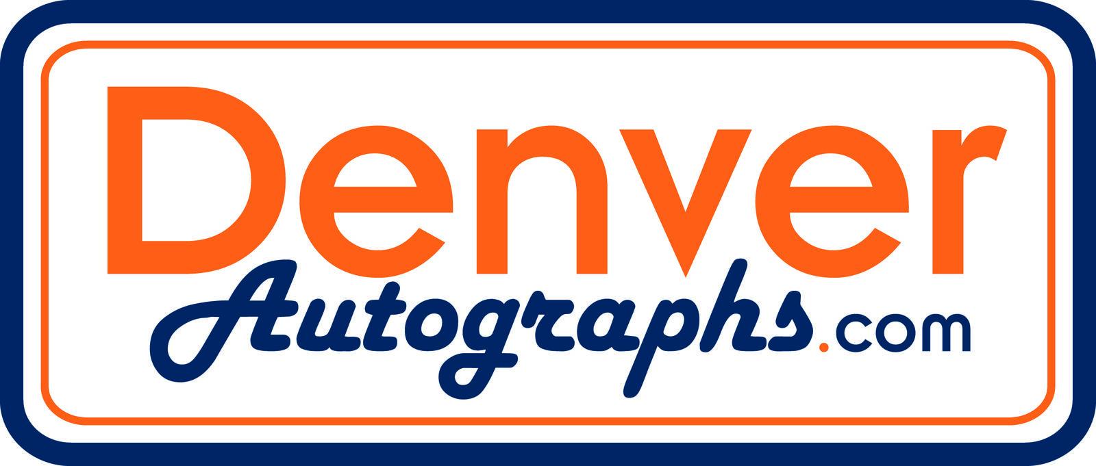 Denver Autographs