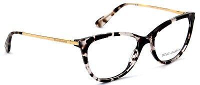 Dolce&Gabbana Damen Brillenfassung DG3258 2888 54mm schmetterling 242