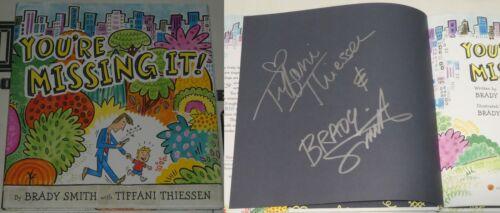 Tiffani Amber Thiessen + Signed You