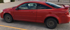 2006 Pontiac G5 Coupe - Low KMs - New safety - Command start