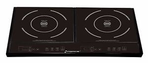 Open box- Electric Double Induction Stove Burner Cooktop -RTL$299.99 - 854