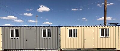 20 Jobbox Shipping Container Mobile Office Grey Or Beige