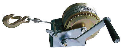 Speedway 1000lb Hand Gear Winch MPN/Model 44673