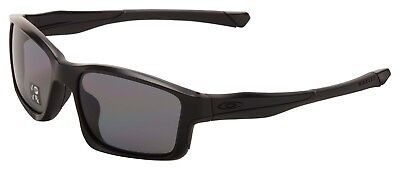 Oakley Chainlink Sunglasses OO9247-15 Matte Black | Grey Polarized Lens | BNIB