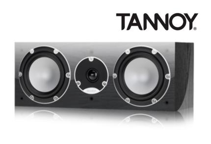 Tannoy Mercury 7C Black Oak Centre Speaker RRP$ 479