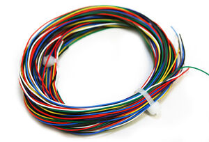 Digitrax-DCC-Decoder-Wire-30AWG-Stranded-90-9-NMRA-Colors-18001-NEW