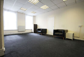 Office Space with parking/Fully serviced (multiple offices available)
