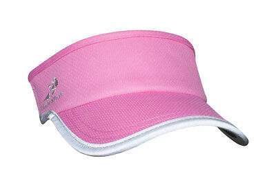 10f646a28 Headsweats Reflective Supervisor Pink Visor *New with Tags* Running  Triathlon