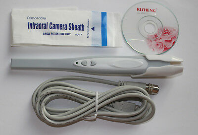 New 2013 Dental Camera Intraoral Camera Digital Camera Pro Imaging System Usb Ce