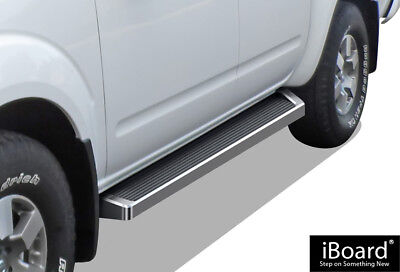 iBoard Running Boards Style Fit 05-19 Nissan Frontier Crew Cab