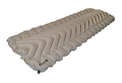 """Klymit Insulated Static V Recon Coyote Sand Sleeping Pad 06IVCy01C """"Brand New"""""""