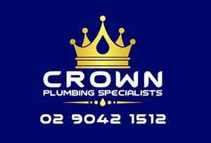 Crown Plumbing Specialists Blacktown Blacktown Area Preview