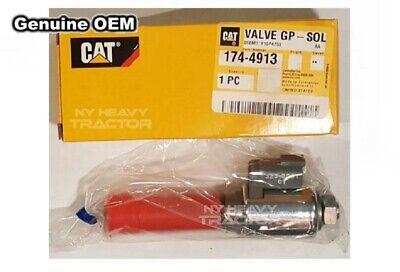 One Factory 174-4913 Valve Gp Solenoid Caterpillar Cat 1744913 980h 962g