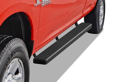 iBoard Stainless Steel 6in Side Step Fit 09-18 Dodge Ram 1500 2500 3500 Crew Cab