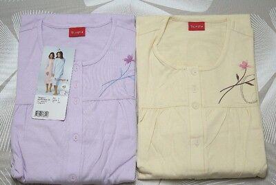 2 Pack Nachthemd (Triumph Jersey Nachthemd Nachtkleid Shirt Timeless 59481 NDK 1Pack-2 Stück NEU)