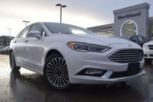 2017 Ford Fusion SE | AWD | 4 Door |