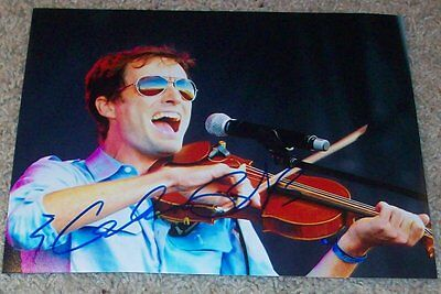 ANDREW BIRD SIGNED AUTOGRAPH BOWL OF FIRE 8x10 PHOTO H w/PROOF