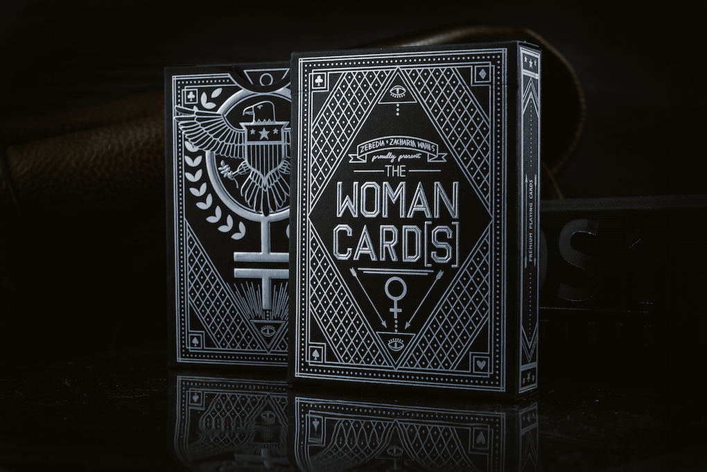 The Woman Card[s] Deck Second Edition Brand New Sealed