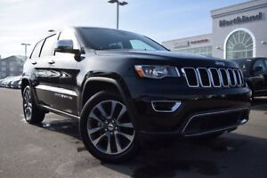 2018 Jeep Grand Cherokee Limited | 4X4 | 4WD |