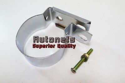 CHROME FORD COIL MOUNT BRACKET 260 289 302 351W 351C 400 MUSTANG F150 BRONCO
