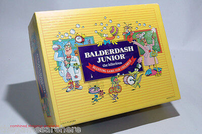 Balderdash Jr Junior Bluffing Game for Children (read description)
