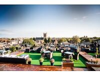 Roof Top Bar Manager (The Varsity Hotel & Spa)