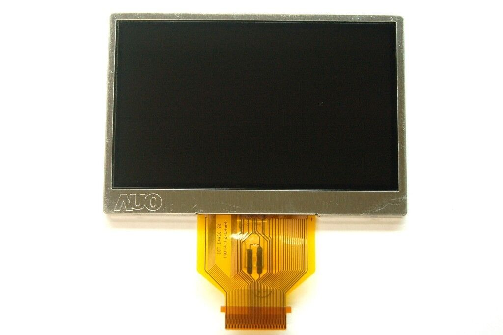 Lcd Display Screen For Sanyo Vpc-sh1 Vpc-gh1 Vpc-gh3 Vpc-cg20 Gx Dual Camera