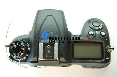 NIKON D7000 TOP COVER ASSY NEW ORIGINAL REPAIR PART on Rummage