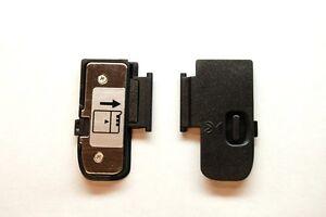 Nikon-D40-D40X-battery-door-cover-NEW-genuine-part