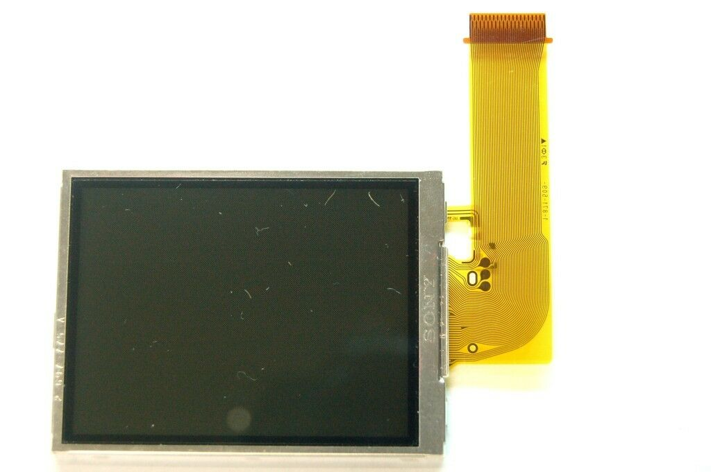 Sony Cyber-shot Dsc-w200 Lcd Display Screen Monitor