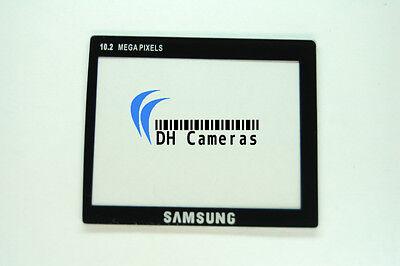 Lcd Screen Display Window Glass For Samsung L100 L110 L200 L210 Pl50 Sl202