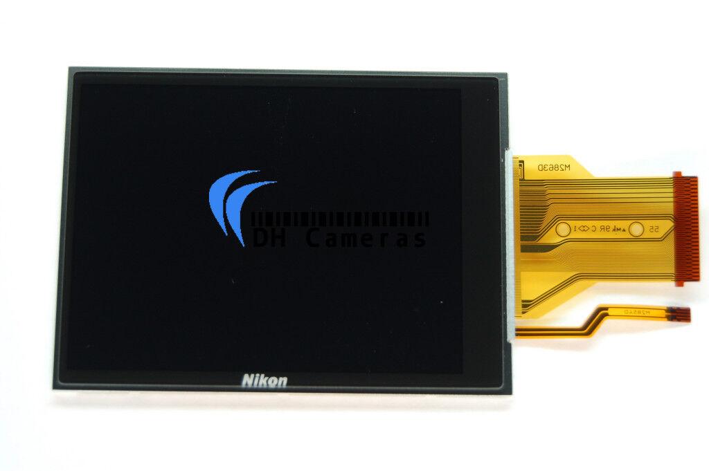 Original Lcd Screen Display For Nikon Coolpix S8000