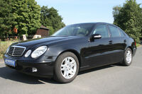 Mercedes-Benz E 200 Kompressor Aut. Navigation