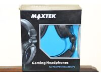 Gaming Headphones (NEW) PC, PS3,PS4, XBox360