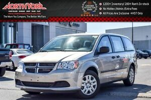 2016 Dodge Grand Caravan NEW Car CVP Keyless_Entry Trac Cntrl St