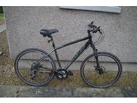 Carrera Crossfire 2 Hybrid Mountian/Road Bike