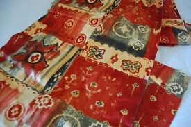 10m length of Curtain /Upholstery Fabric