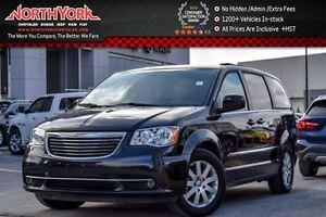 2016 Chrysler Town & Country Touring|RearCam|DualClimate|PowerSl