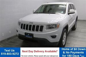 2014 Jeep Grand Cherokee 4WD LAREDO w/ ALLOYS! POWER SEAT! TOUCH