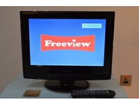 "Technika 15.4"" LCD TV with Freeview"