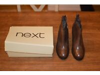 Womens Ankle Boots - size 3.5
