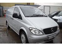 2009 MERCEDES BENZ VITO 111 CDI LONG LWB IN GOOD CONDITION WITH MOT UNTIL January 2018