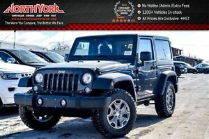 2017 Jeep Wrangler New Car Sport 4x4|Pwr Convi.Dual Top,LED,Conn
