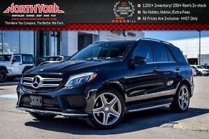 2016 Mercedes-Benz GLE-Class 4Matic LOADED! AMG Styling LED Ligh