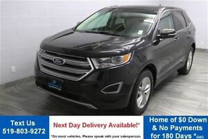 2015 Ford Edge SEL V6 AWD w/ HEATED SEATS! POWER SEAT! ALLOYS!